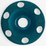 Disc carbura 100mm Holey Galahad Rotund Fin Verde, image 1