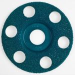 Disc carbura 100mm Holey Galahad Plat Fin Verde, image 1