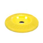 """Disc slefuire 4""""X 5/8 (101,6 mm X 15,87mm) fata plata - fin, image 1"""