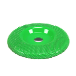 """Disc slefuire 4""""X 5/8 (101,6 mm X 15,87mm) fata plata - aspru, image 1"""