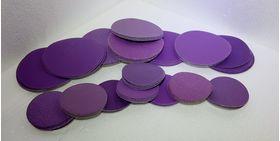 """Pachet de Discuri pentru Slefuit Mov de 2"""" si 3"""", image 2"""