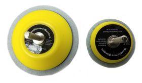 Discuri verzi crestate ptr. slefuire cu granulatii diferite ( pachet simplu ), image 2