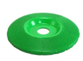 """Disc sculptura 5"""" (127 mm ) granulatie aspra in unghi 7/8 (22,23 mm), image 1"""