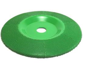 """Disc sculptura 7"""" (177,8mm) granulatie aspra in unghi 7/8 (22,23 mm), image 1"""