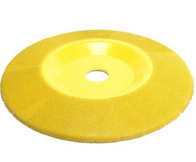 "Disc sculptura 7"" (177,8mm) granulatie fina in unghi 7/8 (22,23 mm), image 1"