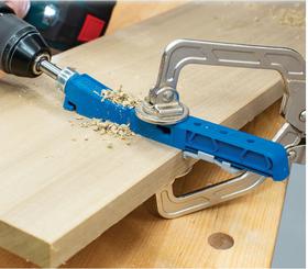 """Dispozitiv (Jig) pentru realizarea de """"găuri de buzunar"""" Pocket-Hole Jig 310, image 5"""