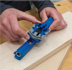 """Dispozitiv (Jig) pentru realizarea de """"găuri de buzunar"""" Pocket-Hole Jig 310, image 7"""