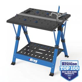 Pachet promotional cu masa mobila pentru proiecte si dispozitive KREG, image 2