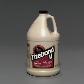 Titebond II Dark Wood Glue 3785ml, image 1