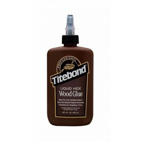 Titebond Liquid Hide Wood Glue 237ml, image 1