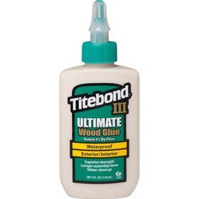 Titebond III Ultimate Wood Glue 118ml, image 1
