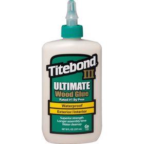 Titebond III Ultimate Wood Glue 237ml, image 1