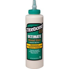 Titebond III Ultimate Wood Glue 473ml, image 1