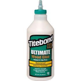 Titebond III Ultimate Wood Glue 946ml, image 1