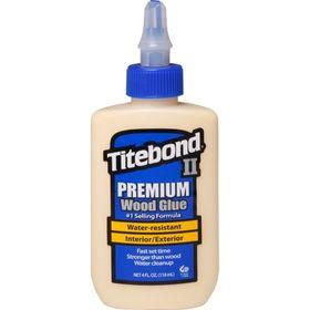 Titebond II Premium Wood Glue 118ml, image 1