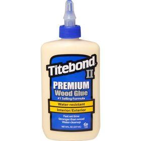 Titebond II Premium Wood Glue 237ml, image 1