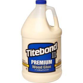 Titebond II Premium Wood Glue 3785ml, image 1