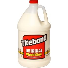 Titebond Original Wood Glue 3785ml, image 1